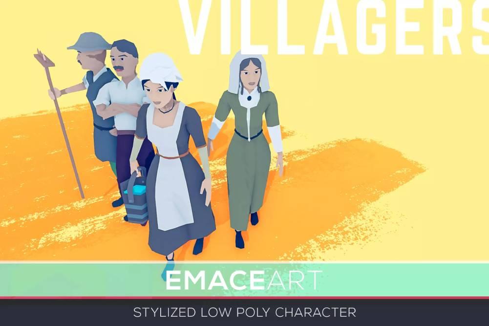 Środowisko villagers